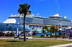 Featured photo for the ahhbermuda.com Bermuda Cruises Website content.